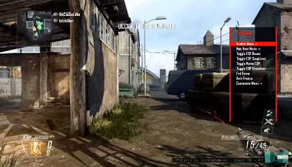Call of Duty Black Ops 2 Mods BLES01719 Eng